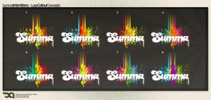 Summa Intentions - Logos by xeon-art