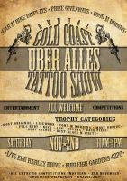 tattoo event poster design by symons-photography