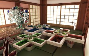 Japanese style with chromatic by k3-studio