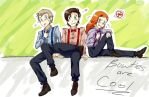 DW - Bowties are Cool by Tsukireiko