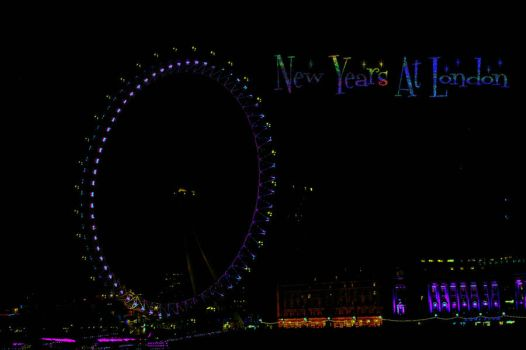 new years at london by Divarien