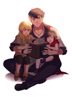 Story hour by chaoticshero