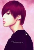 [Portrait] Taemin by teralilac