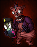 Five Nights at Bloaty's by AccursedAsche