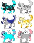 2 point adopts ~open~ by tabbykitty123