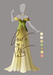 :: Adoptable Outfit 08: AUCTION CLOSED :: by VioletKy