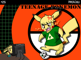 Teen Pokemon App: Pikachu by Chardove