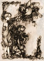 Flower mother by keren-or