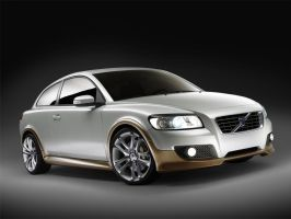 Volvo C30 Concept by TheCarloos