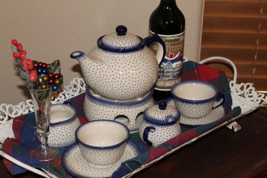 Tea Set by smarticleness