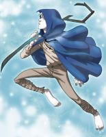 Jack Frost, the Guardian by Eji
