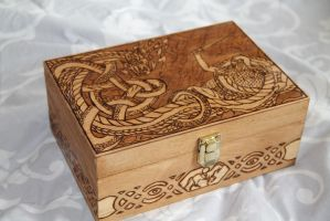 Edoras box by GreatShinigami