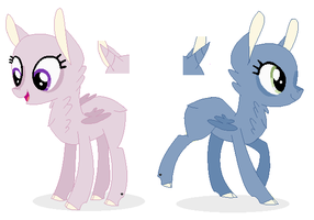 Bases Re-do(? by ComidaThoughts