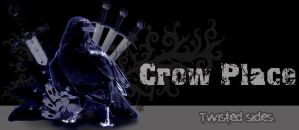 CROW PLACE BLOG BANNER by osodelpan