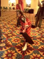 Cosplayers at Roundcon 13 by Kyuubichowderfan