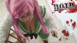 Saya HOTD by Mad-Hatter----X