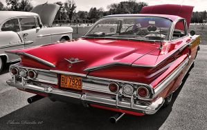 1960 Chevy Impala SS by E-Davila-Photography