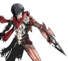 Guillotine or Assassin Cross by Natsume-Shiro