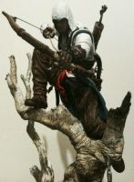Conner Kenway Figure 2 by D4RKPR1NCE-86
