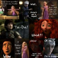The Four Discover HttYD 2 Trailer by 1JoyDreamer