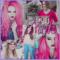 +PSD: Pink. by sandy14bieber