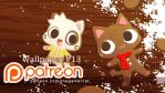 The GaMERCaT Wallpaper #13 - Gingercats by celesse