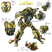 07 Movie Goldcharge by Laserbot