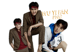 Wu Yi Fan PNG - Render by KorecanMelike