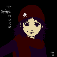 Reina Tanaka in Winter by PucchiQ