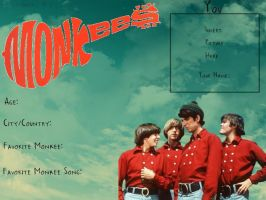 Hey, Hey It's A Monkees ID by irishm8