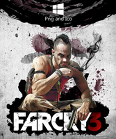 Far Cry 3 Icon by nemanjadmitrovic