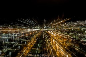 Town that never sleeps by RealityCalls
