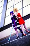 Panty and Stocking by mavichaos
