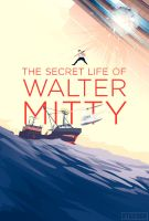 WALTER MITTY by 0tacoon