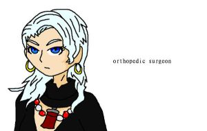 Orthopedic surgeon by lucalucario