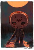Bubblehead: Jason by JeffVictor