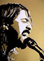 Dave Grohl by G0RMAN
