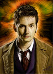 DAVID TENNANT The 10th Doctor by who-fan96
