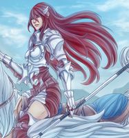 Cordelia by RuneScratch