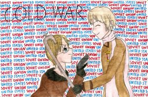 APH: Cold War by Demmi-chan