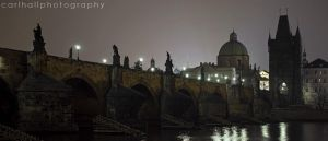 Charles Bridge by cuffbertt