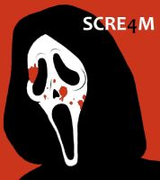 SCRE4M by horror-lover