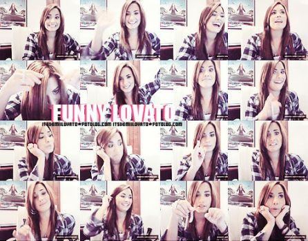 Funny demi. by rockoutwithddl