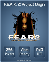FEAR 2 - Project Origin - Icon by RottenRooster