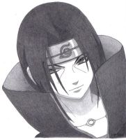 Itachi by Shandrial