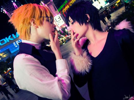 Shizaya by Antiquity-Dreams