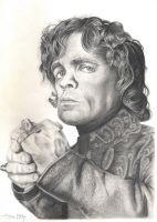 Tyrion Lannister by TheSoberDoodler