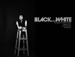 fashion project - BW 2 by ArtRats