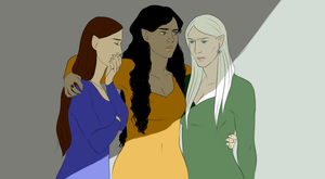 The Silmarillion: Left Behind by melliMEL