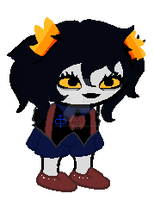New Fantroll! Ananta Mayuga by Hornets-N-Tribes